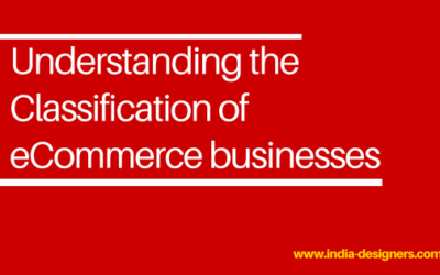 Understanding the Classification of eCommerce businesses